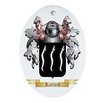Radford Oval Ornament