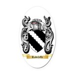 Radclyffe Oval Car Magnet