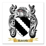 Radclyffe Square Car Magnet 3