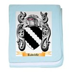 Radcliffe baby blanket