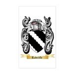Radcliffe Sticker (Rectangle)