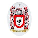 Radburn Oval Ornament