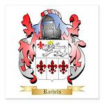 Rachels Square Car Magnet 3