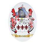 Rachels Oval Ornament