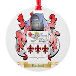 Racheal Round Ornament