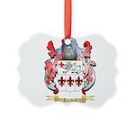 Racheal Picture Ornament