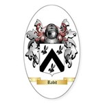 Rabit Sticker (Oval)