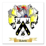 Rabette Square Car Magnet 3