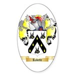 Rabette Sticker (Oval 50 pk)