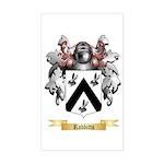 Rabbitts Sticker (Rectangle)