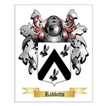 Rabbitts Small Poster