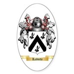 Rabbitte Sticker (Oval 50 pk)