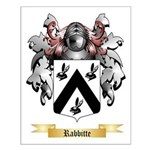 Rabbitte Small Poster