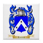 Rabbitt Tile Coaster