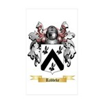 Rabbeke Sticker (Rectangle 50 pk)