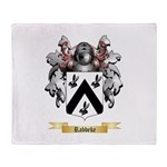 Rabbeke Throw Blanket