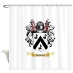 Rabbeke Shower Curtain