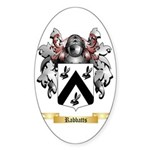 Rabbatts Sticker (Oval 50 pk)