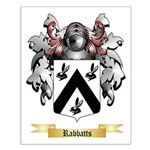 Rabbatts Small Poster