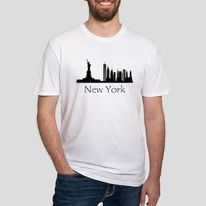 New York City Cityscape T-Shirt