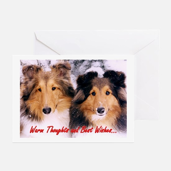 Warm Thoughts Holiday Cards (Pk of 20)