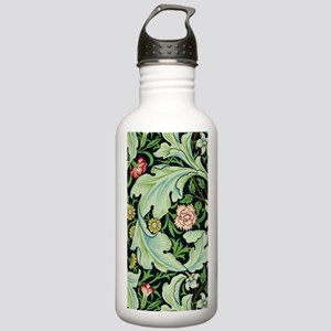Acanthus and Flowers by William Morris Water Bottl