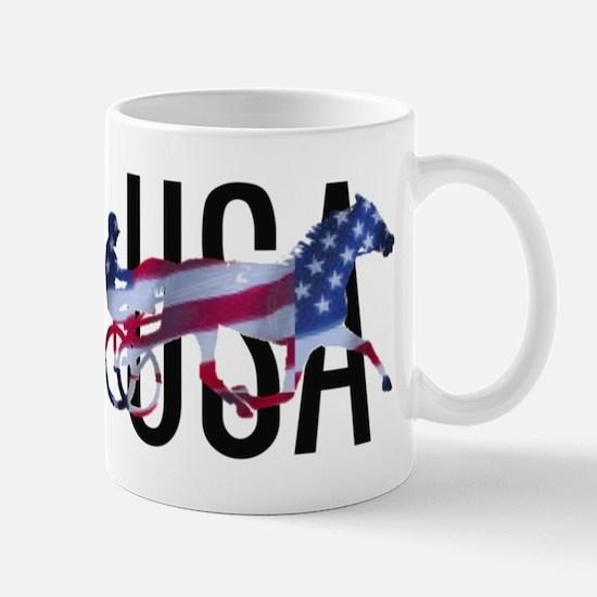 Harness Racing USA Mug