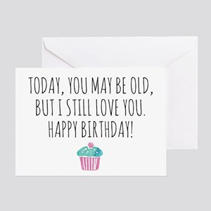 Funny Happy Birthday Greeting Cards