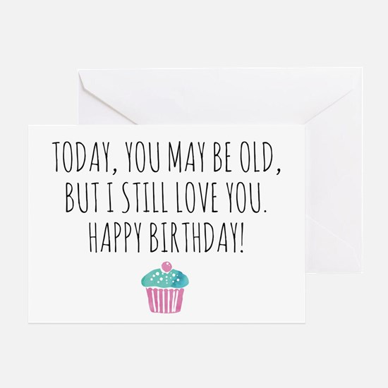 Funny Happy Birthday Greeting Cards