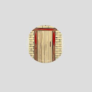 A Passover Door Mini Button