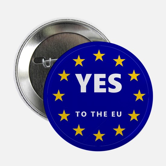 """Europe, Be a Part of It! 2.25"""" Button"""