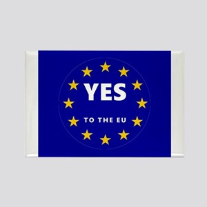 Europe, Be a Part of It! Rectangle Magnet