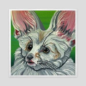 Fennec Fox Wildlife Queen Duvet