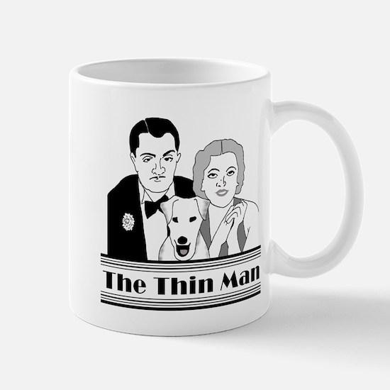 The Thin Man Mugs