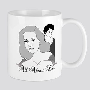 All About Eve Mugs