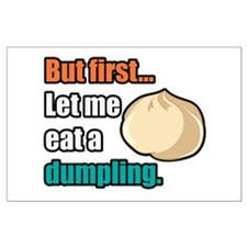 Dumpling Posters