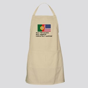 Half Portuguese Completely Awesome Apron