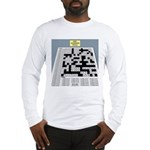 Baby Crossword Puzzle Long Sleeve T-Shirt