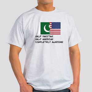 Half Pakistani Completely Awesome T-Shirt
