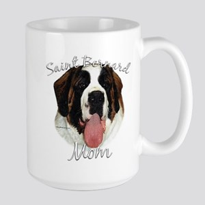 Saint Mom2 Large Mug
