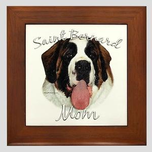 Saint Mom2 Framed Tile