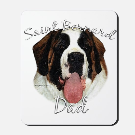 Saint Dad2 Mousepad