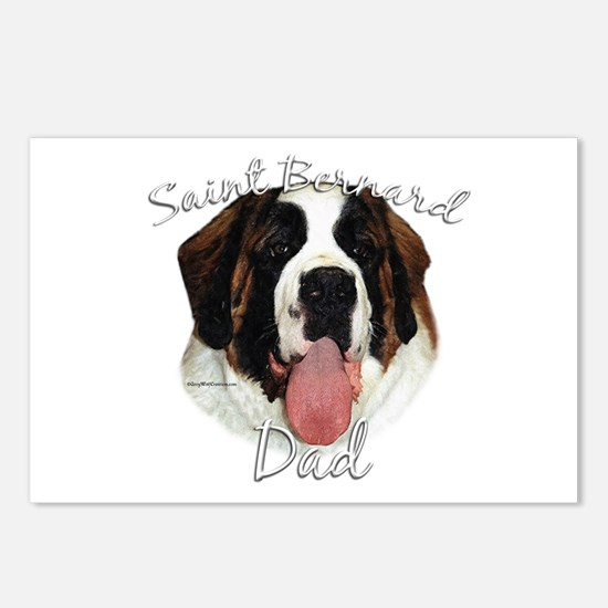 Saint Dad2 Postcards (Package of 8)