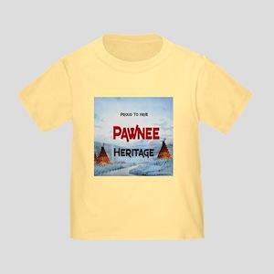 Pawnee Heritage Toddler T-Shirt
