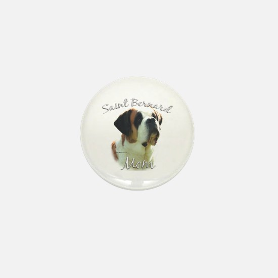 Saint Mom2 Mini Button