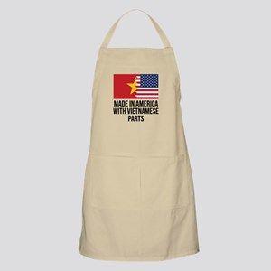 Made In America With Vietnamese Parts Apron