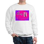 Sexy Receptionist Sweatshirt