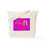 Sexy Receptionist Tote Bag
