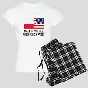 Made In America With Polish Parts Pajamas