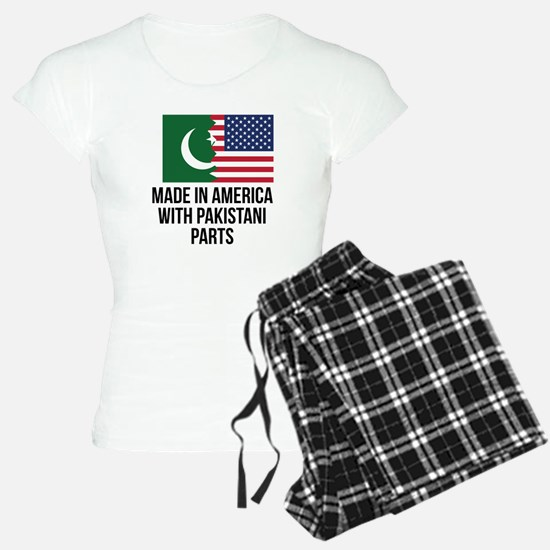 Made In America With Pakistani Parts Pajamas